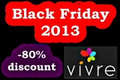 Black Friday 2013 Vivre