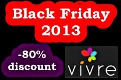 De Black Friday 2013, Vivre.ro a promovat calitatea si bunul gust