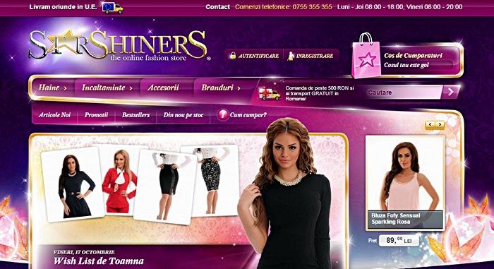 Site StarShinerS