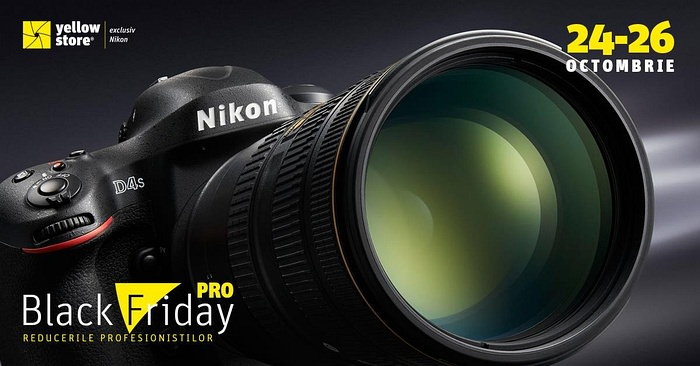 YellowStore DSLR Black Friday PRO 2014