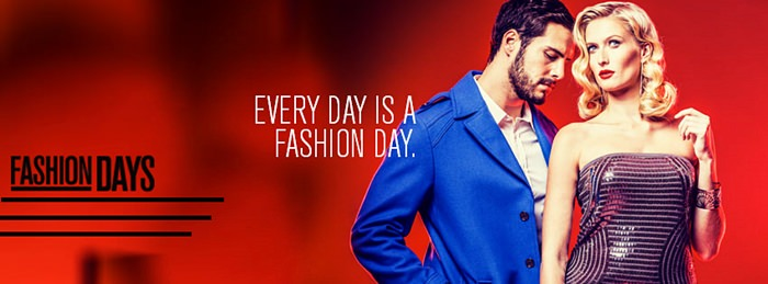 Fashion Days baner