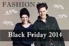 Black Friday 2014 la magazinele de fashion