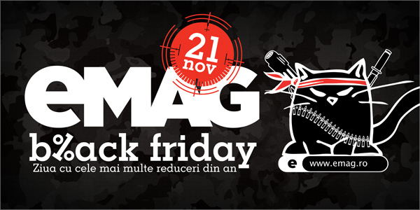Black Friday 2014 eMAG