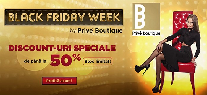 Black Friday 2014 PriveBoutique