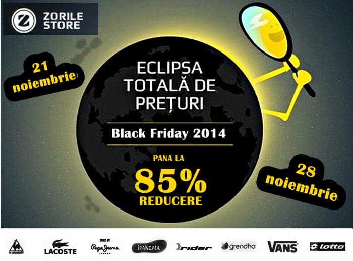 Black Friday 2014 ZorileStore