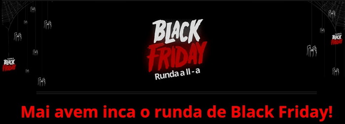 Black Friday 2014 runda 2 la Nichiduta