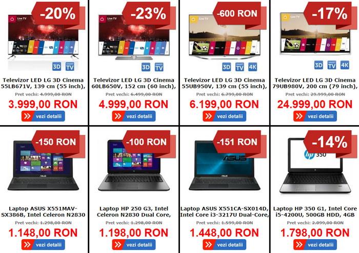 Black Week 2014 TV Laptop