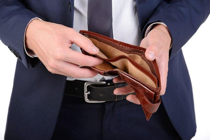 Fara bani in portofel