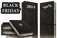 Reduceri la carti de Black Friday 2014