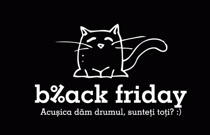 Ora de start eMAG Black Friday 2014