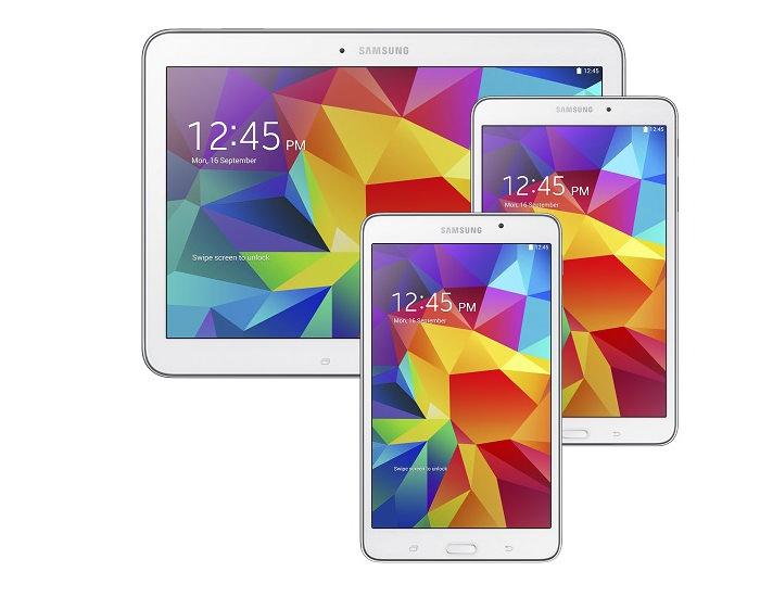 Seria Samsung Galaxy Tab 4