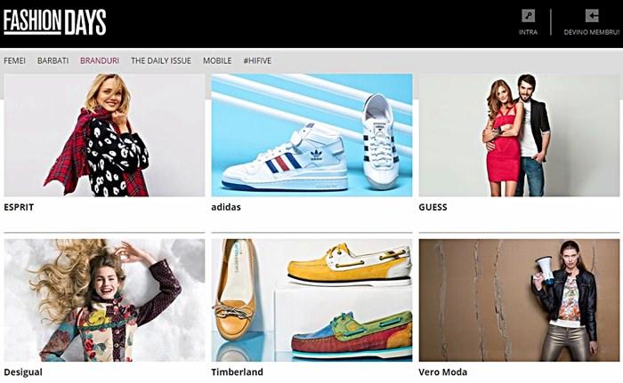 Site Fashion Days