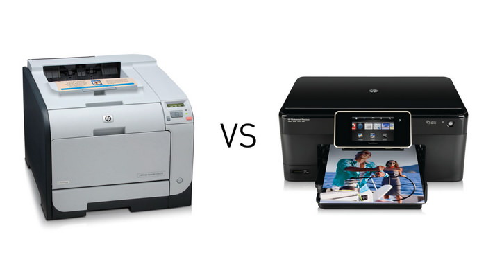 Tipuri de imprimante
