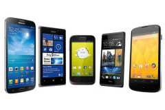 Top preferinte smartphone-uri