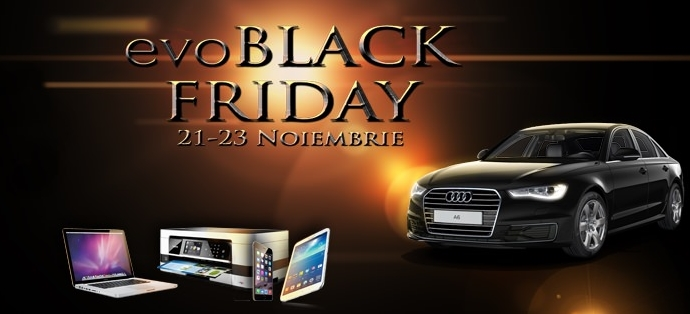 Black Friday 2014 evoMAG