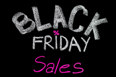 Vanzarile magazinelor online de Black Friday 2014