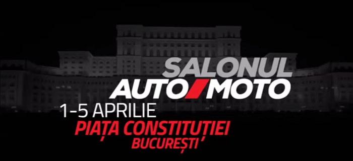 Salonul Auto Moto 1-5 aprilie 2015