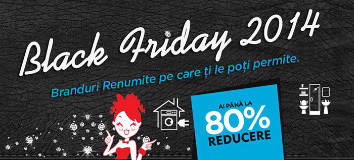 Black Friday 2014 SensoDays