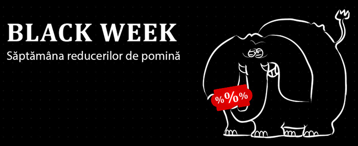 Black Friday 2013 Elefant