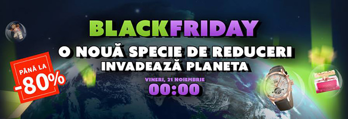 Black Friday 2014 Elefant