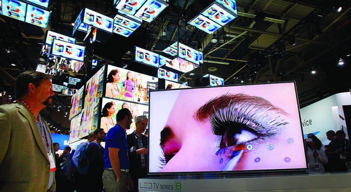 Vanzari televizoare premium