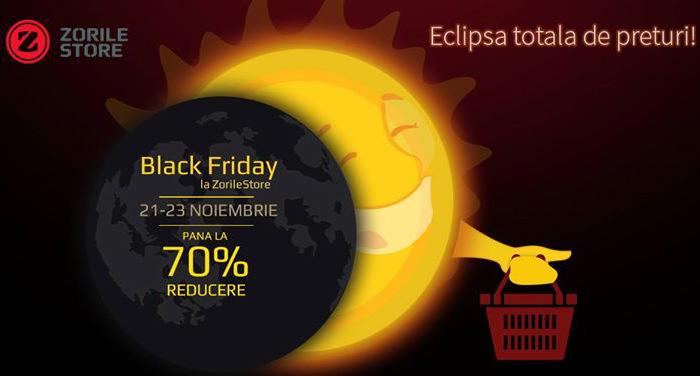 Black Friday 2014 ZorileStore prima editie