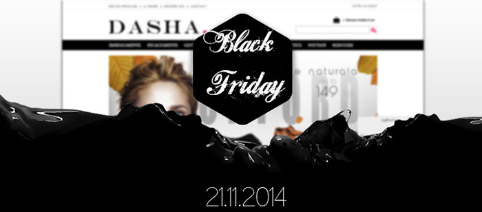 Black Friday 2014 Dasha