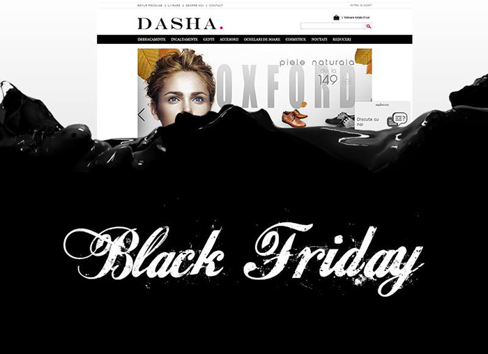 Black Friday Dasha