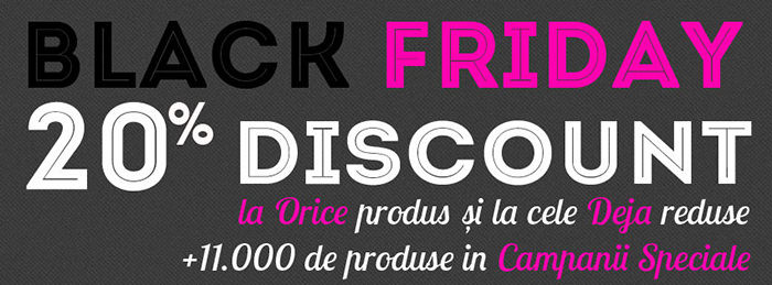 Black Friday 2012 FashionUP
