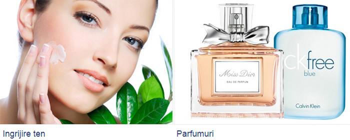 Cosmetice parfumuri SensoDays