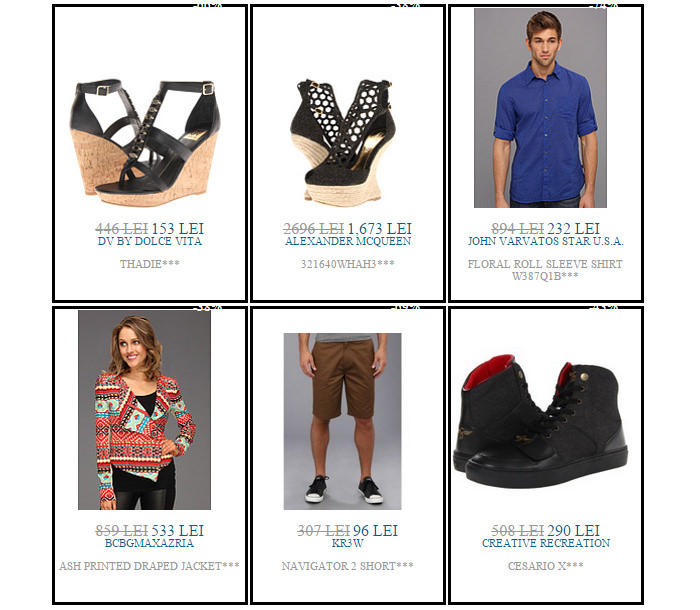 Reduceri Black Friday 2014 Boutique Mall