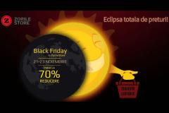 Prima editie Black Friday 2014 ZorileStore