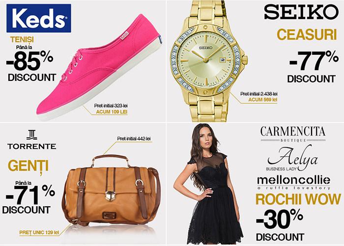 Categorii produse FashionUP reduceri Black friday 2014
