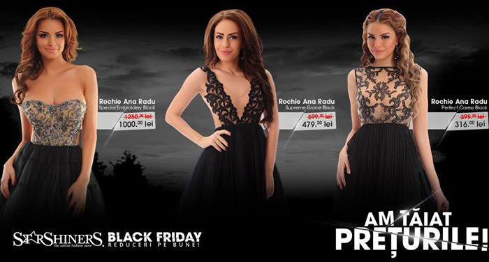 Reduceri Black Friday 2014 StarShinerS