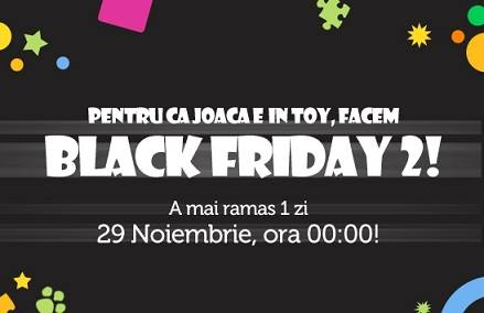 Black Friday 2013 Noriel editia 29 noiembrie
