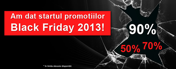 Black Friday 2013 WatchShop