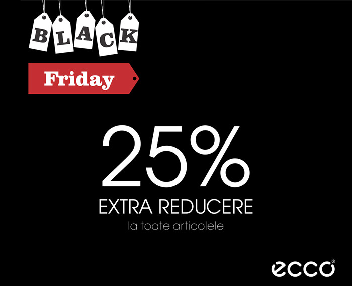 Black Friday 2014 Ecco