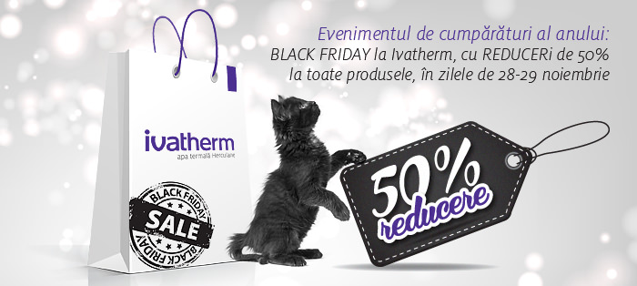 Black Friday 2014 Ivatherm
