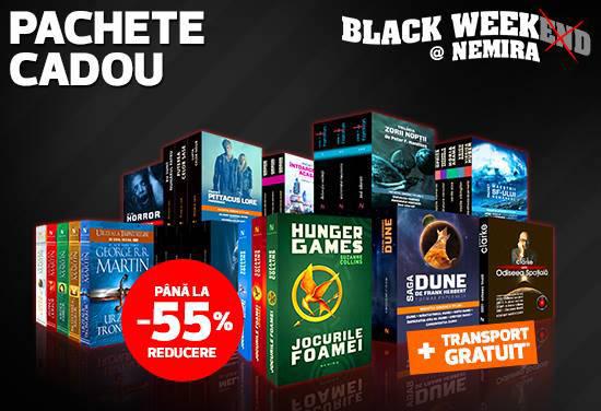Black Friday 2014 Nemira pachete promo