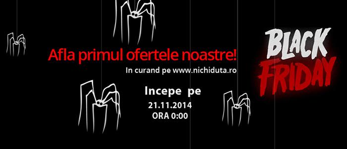 Black Friday 2014 Nichiduta
