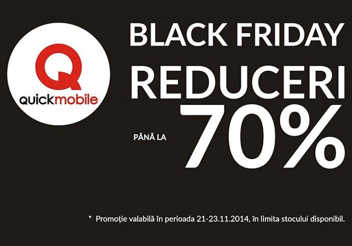 Black Friday 2014 QuickMobile