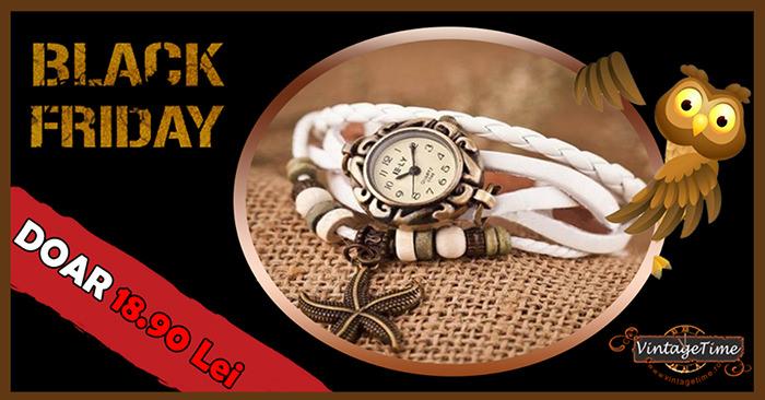 VintageTime Black Friday 2014