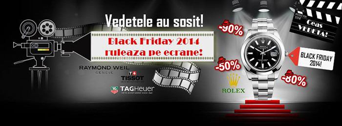Black Friday 2014 WatchShop