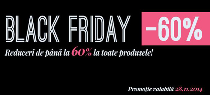 Black Friday 2014 WildFashion