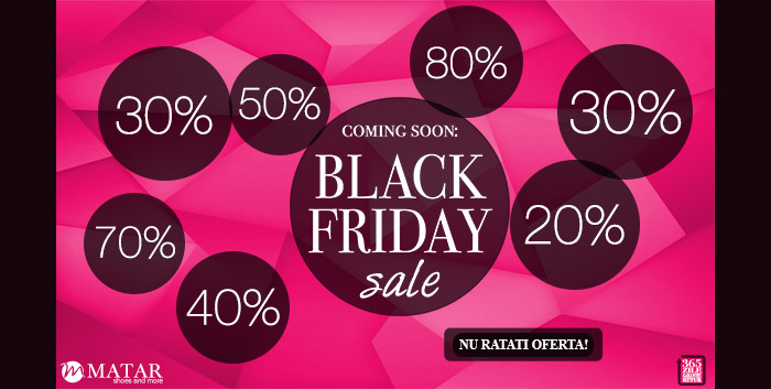 Matar Black Friday 2014
