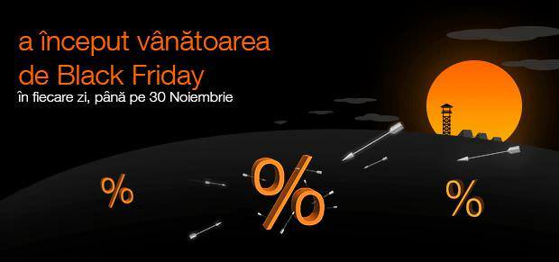 Black Friday 2014 la Orange
