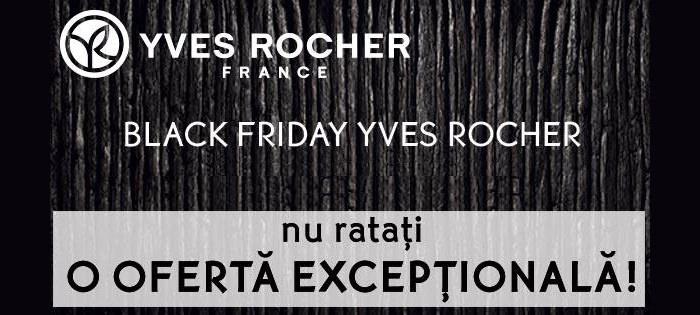 Black Friday Yves Rocher