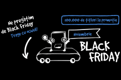 Black Friday 2015 la Libris o sa ne invite la lectura