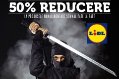 Promotiile revin la Lidl de Black Friday 2015