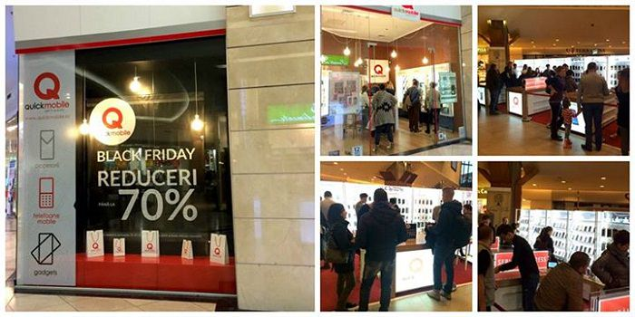 Black Friday in magazinele QuickMobile